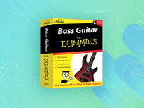 eMedia Bass Guitar For Dummies® - Product Image
