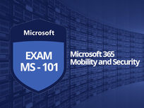 Microsoft MS-101: Microsoft 365 Mobility & Security - Product Image