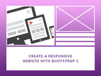 Create a Responsive Website with Bootstrap 3 - Product Image
