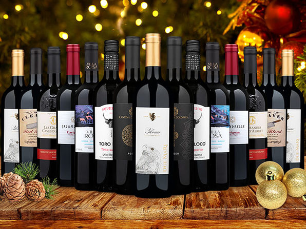 15 bottles of Red Blends from Wine Insiders for only $85! - Product Image