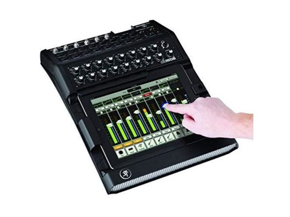 Mackie 2044387-00 DL1608 16-Channel Digital Mixer with iPad Control (Like New, Open Retail Box)