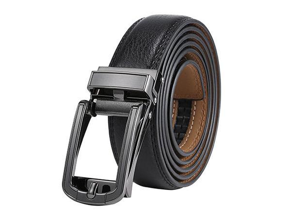 Formal Classic LINXX Ratchet Belt – Onyx