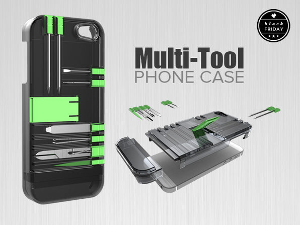 Transform Your iPhone 5 Into a Sleek Utility Toolbox | Cult of Mac Deals