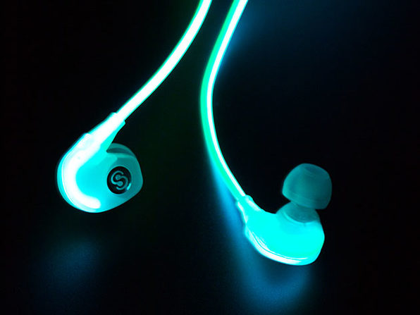 Spark Headphones (Green)
