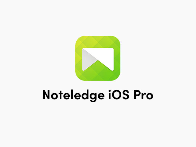 Stack Social Deal for NoteLedge iOS Pro Lite: Lifetime Subscription