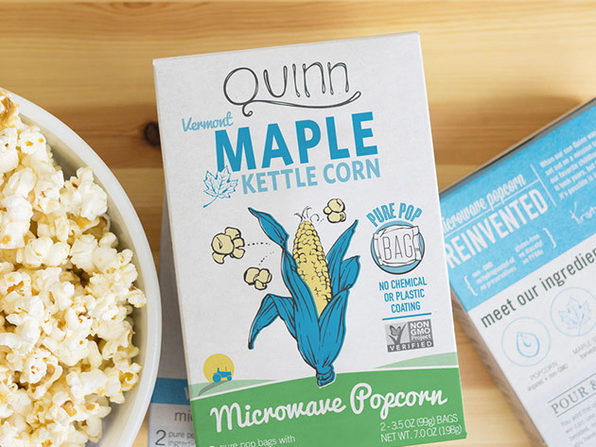 Quinn Popcorn Snacks | So Bad So Good Shop