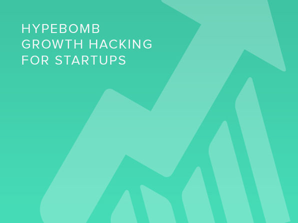 HypeBomb: Growth Hacking for Startups - Product Image