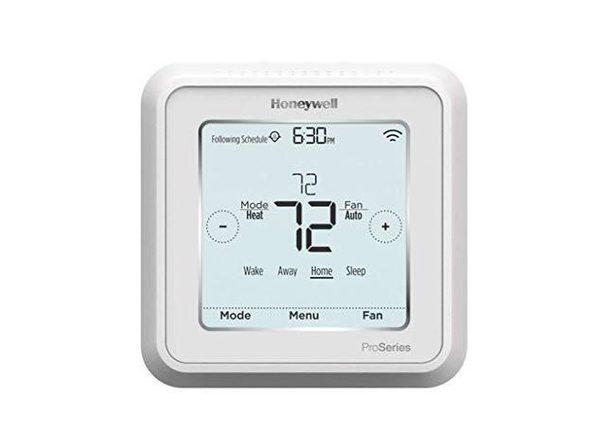 Honeywell TH6220WF2006/U Lyric T6 Pro Wi-Fi Programmable Thermostat - White (Like New, Damaged Retail Box)