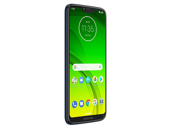 Moto G7 Power Smartphone 32GB - Blue (Refurbished: T-Mobile Unlocked)