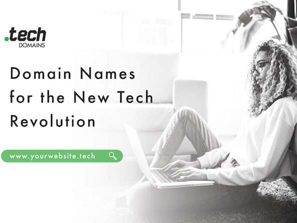 .TECH Domains: 80% Off - Product Image