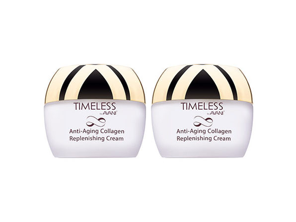 Timeless by AVANI: Anti-Aging Collagen Replenishing Cream - 2 pack - Product Image