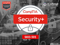 CompTIA Security+ (SY0-501): Accelerated - Product Image