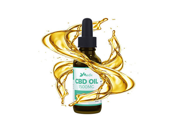 Medix CBD Oil 1500MG (30ML)