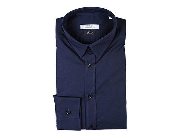 fabf8e65 Make a Statement Day or Night in This Handsome Shirt from the Versace  Collection