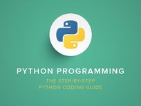 Python Programming: The Step-by-Step Python Coding Guide - Product Image