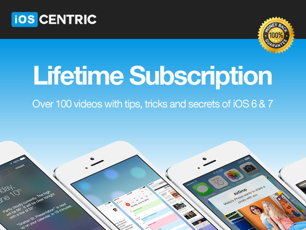 Lifetime Subscription To iOS Centric - Product Image