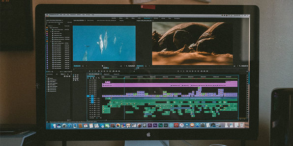 Adobe Premiere Pro CC: Essentials Training Course - Product Image