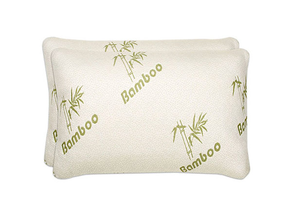 Bamboo Pillows Queen 2-pack - Product Image