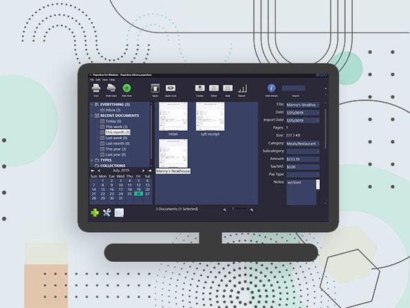 Paperless: Digital File Management