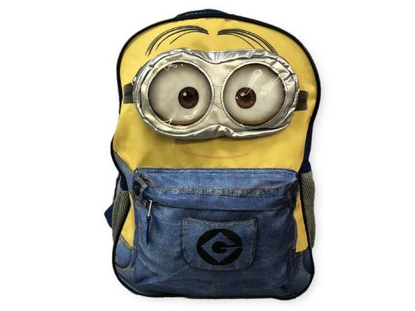 Backpack - Minions - Large 16 Inch