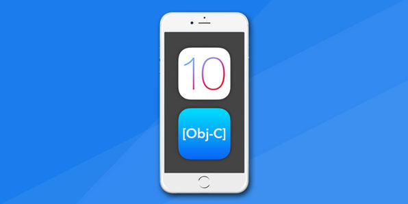 iOS 10 & Objective-C: Complete Developer Course - Product Image