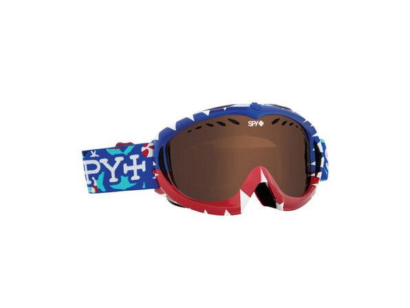 Spy Optic 310775654069 Targa Snow Ski Goggles Mini Party Sharks Bronze - Product Image
