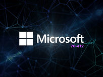 Microsoft 70-412: Configuring Advanced Windows Server 2012 R2 Services - Product Image
