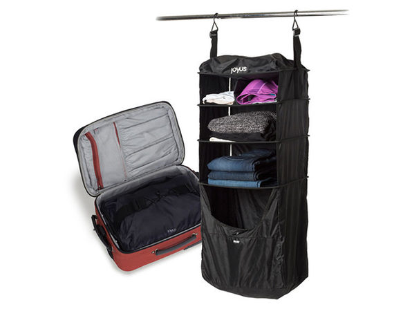 Joyus Exclusive Luggage Shelf: 2 Pack