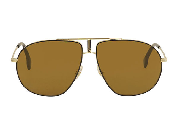 Carrera Bound Aviator Sunglasses (Men's)