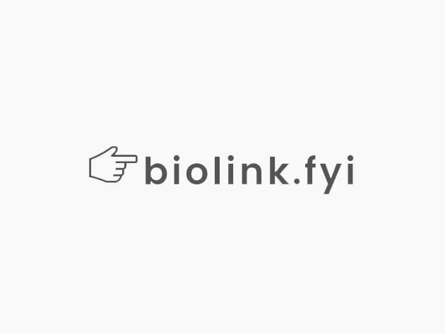 Stack Social Deal for biolink.fyi Pro Short Link Builder: Lifetime Subscription