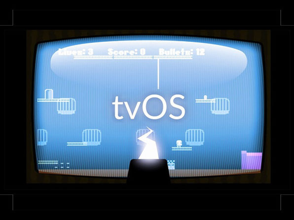 Learn tvOS for Game Development