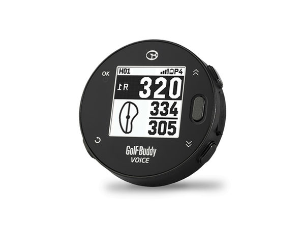 GolfBuddy VoiceX Smart Talking Golf GPS