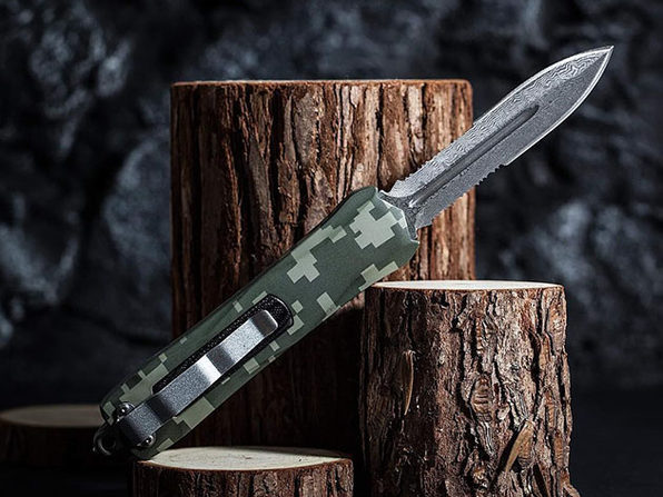 Axis Admiral OTF Knife