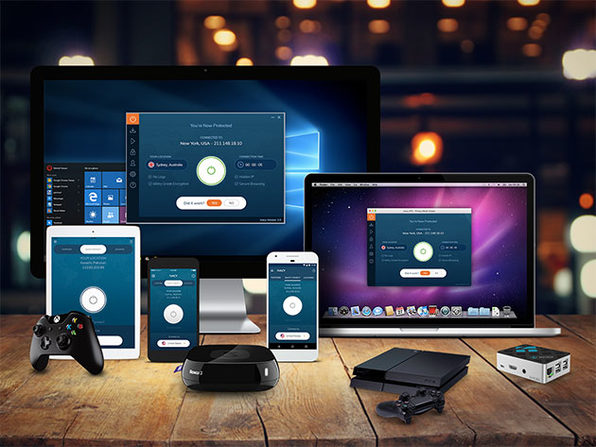 Teaser for Ivacy VPN: 1-Yr Subscription (5 Devices)