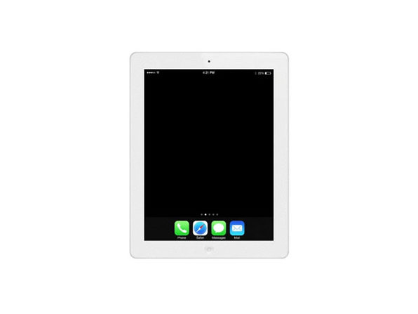 Refurbished iPad 4 16GB White - Good Condition - Product Image