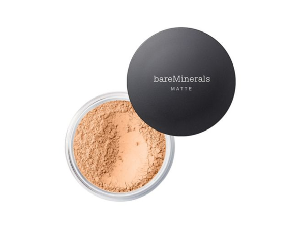 bareMinerals Loose Powder Matte Foundation SPF 15 - Golden Nude 16 (0.21oz)