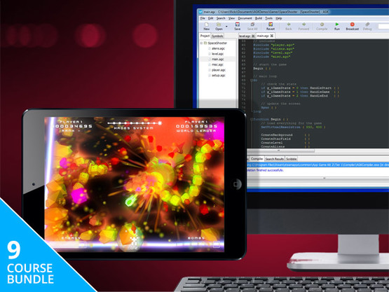 Complete Mobile App and Game Development Kit Discount