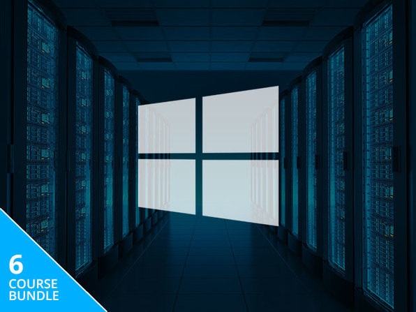 The Windows Server Admin & CompTIA IT Certification Bundle