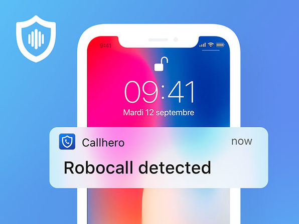 CallHero Digital Bouncer & Spam Blocker: Lifetime Subscription