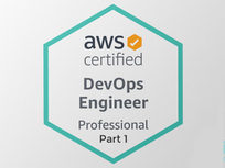 AWS DevOps Engineer Professional 1: Continuous Delivery & Automation - Product Image