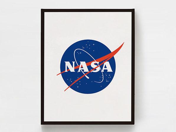 NASA Frame