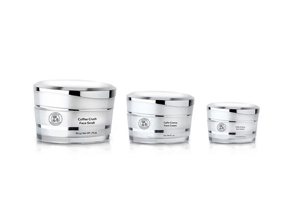 Everyday Care 3-Piece  Set: Caffe Crema Eye Cream - Product Image