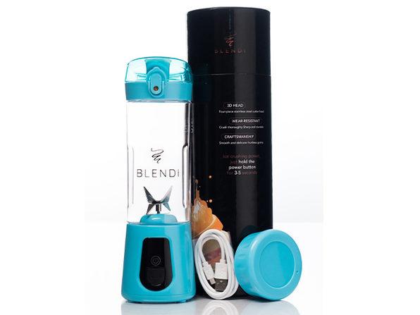 BLENDi Pro 18oz Portable Blender (Blue)