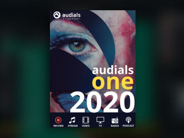 Audials One 2020: Music, Radio, Movie & TV Recording Software for Windows
