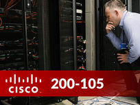 Cisco 200-105: Interconnecting Cisco Networking Devices Part 2 - ICND2 V3 - Product Image