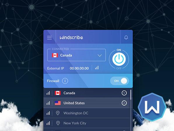 Free: Windscribe VPN - Product Image