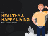 The Healthy Happy Living Course Bundle - Product Image