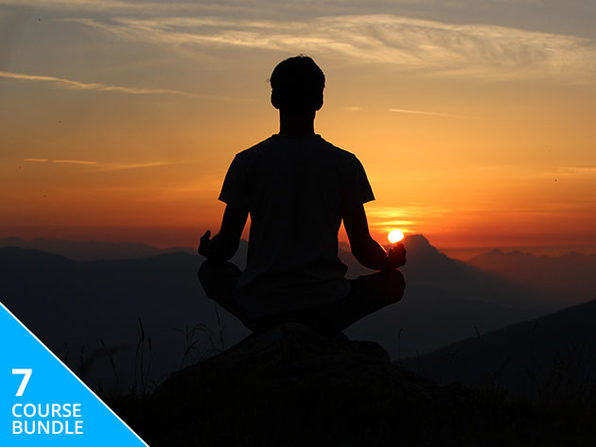 Pay What You Want: The Complete Meditation Mastery Bundle (MINI)