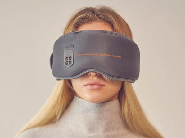 Dreamlight Pro: The World's Smartest Sleep Mask (Silver Gray)