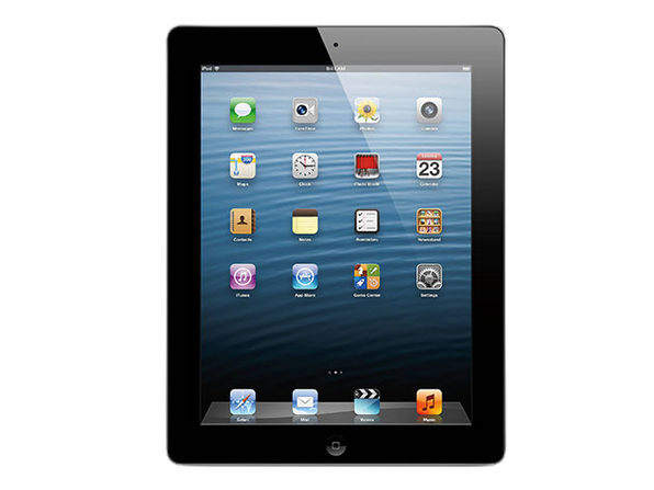 "Apple iPad 4 9.7"" 16GB - Black (Certified Refurbished) Bundle"